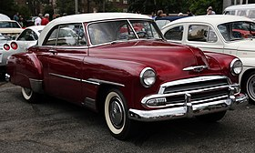 Chevrolet Bel Air I 1949 - 1954 Cabriolet #6