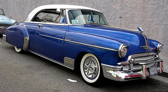 Chevrolet Bel Air I 1949 - 1954 Cabriolet #2