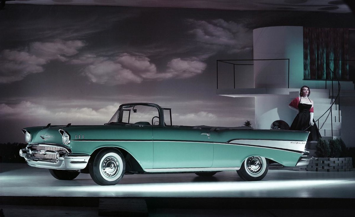Chevrolet Bel Air I 1949 - 1954 Cabriolet #8