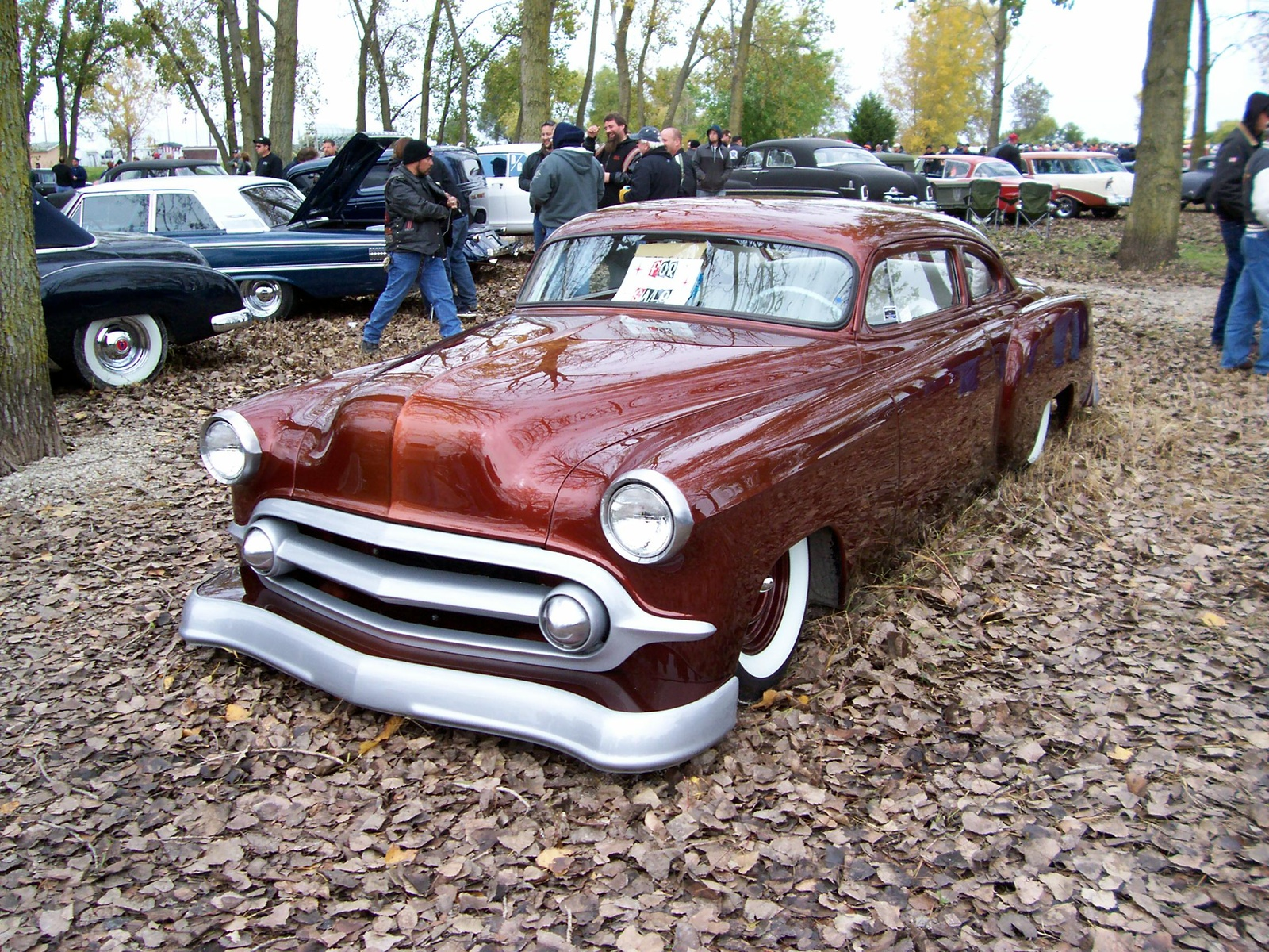 Chevrolet Bel Air I 1949 - 1954 Coupe #1