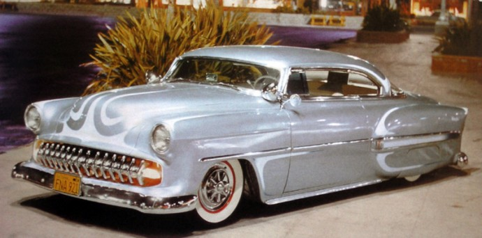 Chevrolet Bel Air I 1949 - 1954 Coupe #2