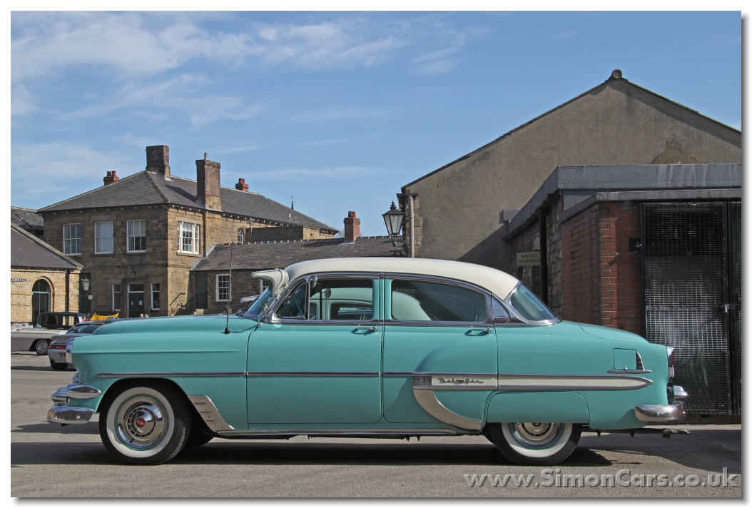 Chevrolet Bel Air I 1949 - 1954 Coupe #3