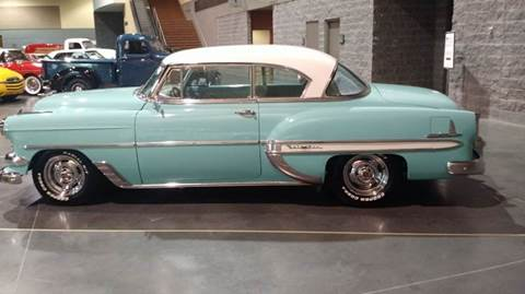 Chevrolet Bel Air I 1949 - 1954 Coupe #4