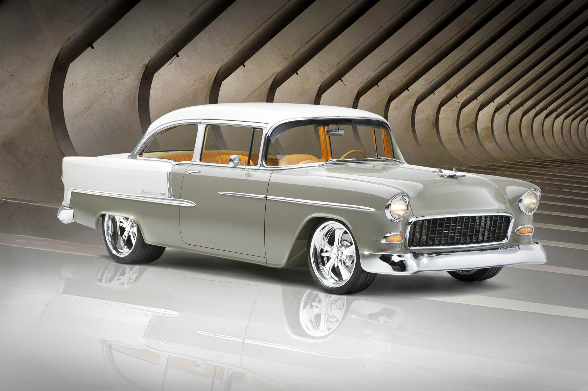 Chevrolet Bel Air II 1955 - 1957 Sedan #2