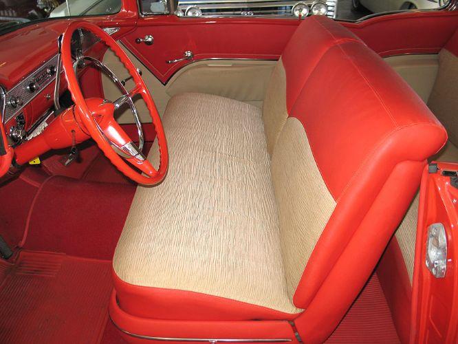 Chevrolet Bel Air II 1955 - 1957 Sedan #6
