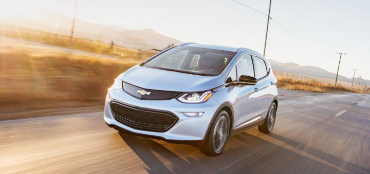 Chevrolet Bolt 2016 - now Hatchback 5 door #8