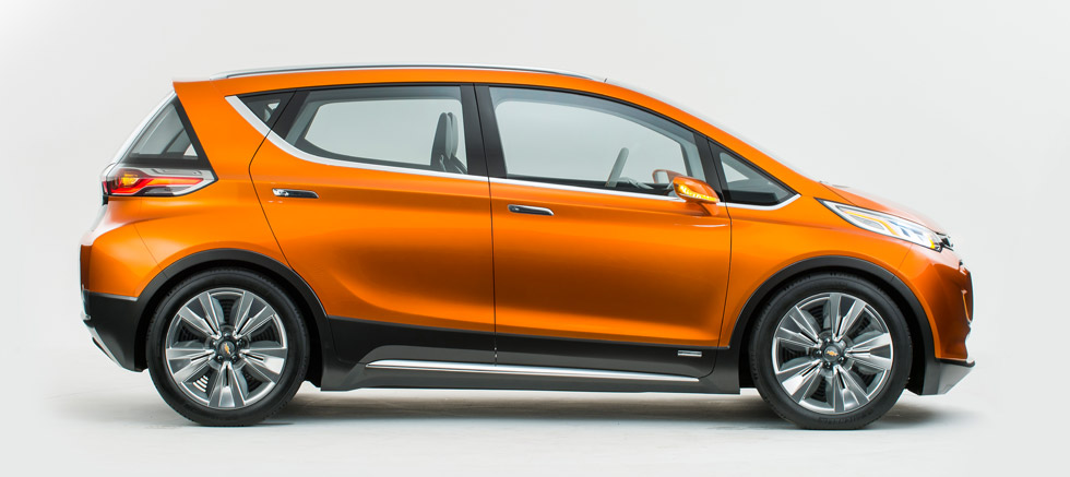 Chevrolet Bolt 2016 - now Hatchback 5 door #1