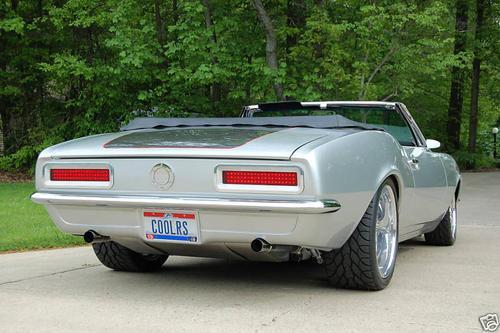 Chevrolet Camaro I 1967 - 1969 Cabriolet #7
