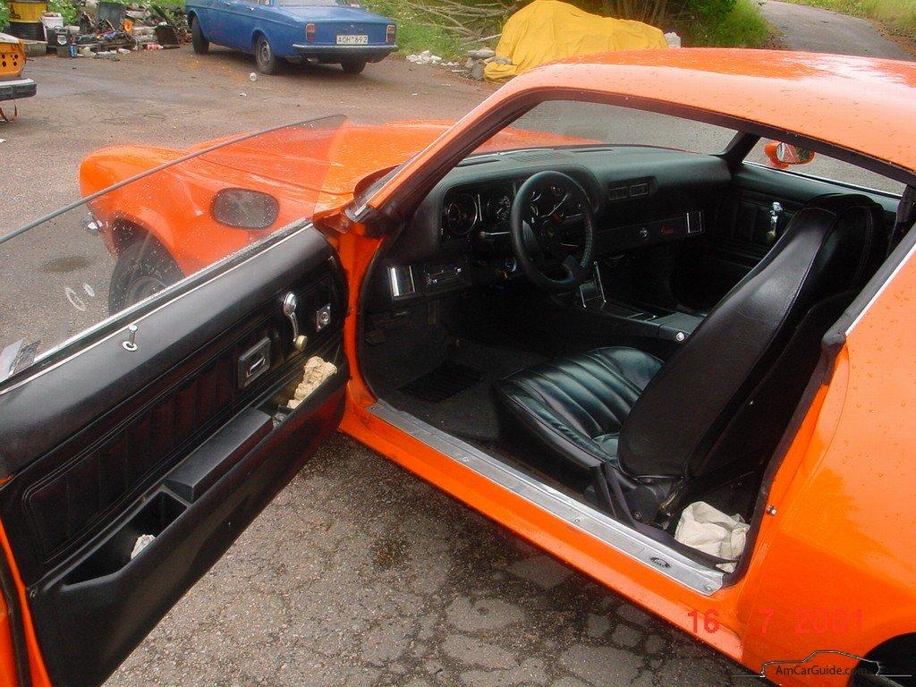 Chevrolet Camaro II 1970 - 1981 Coupe #7