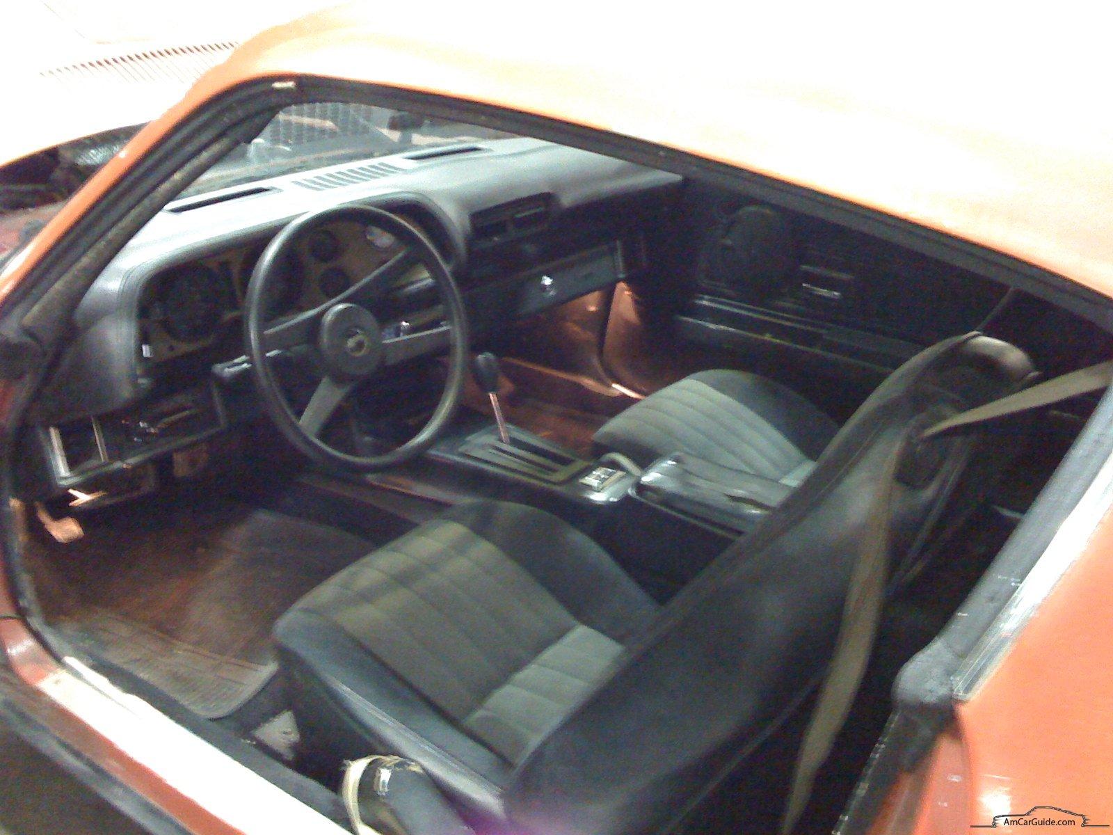 Chevrolet Camaro II 1970 - 1981 Coupe #1