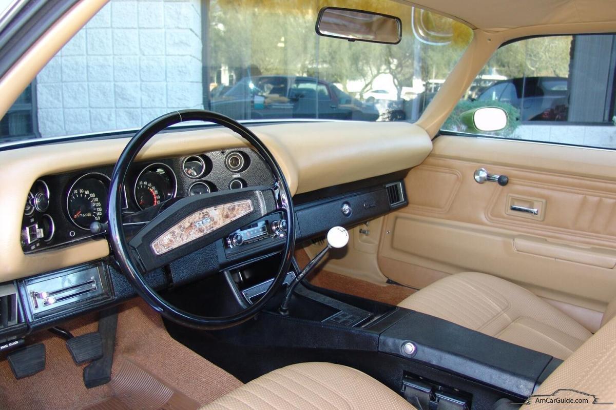 Chevrolet Camaro II 1970 - 1981 Coupe #8