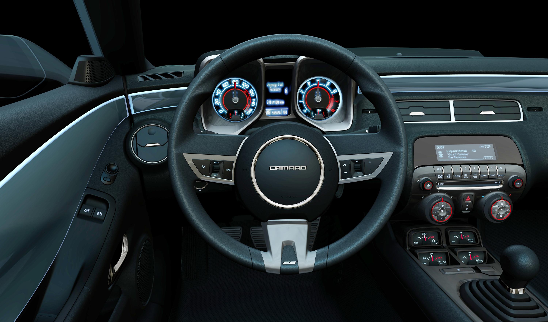 Chevrolet Camaro V 2009 - 2013 Cabriolet #2