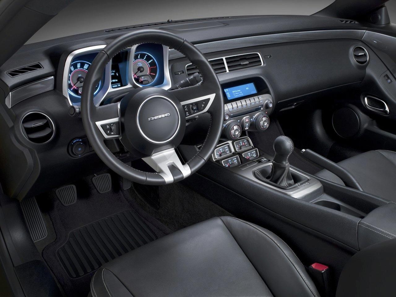 Chevrolet Camaro V 2009 - 2013 Cabriolet #3