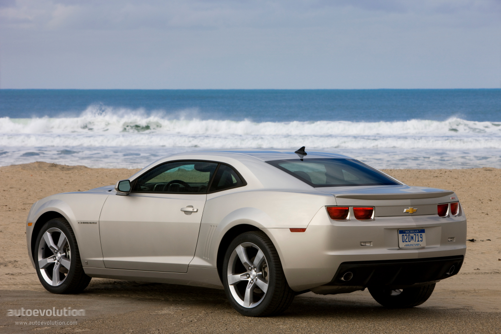 Chevrolet Camaro V 2009 - 2013 Coupe #2