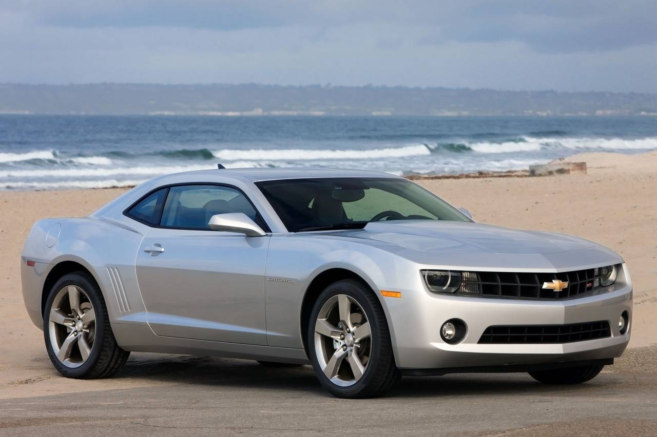Chevrolet Camaro V 2009 - 2013 Coupe #7