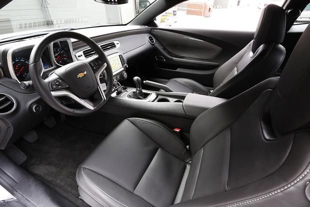 Chevrolet Camaro V Restyling 2013 - 2015 Cabriolet #8