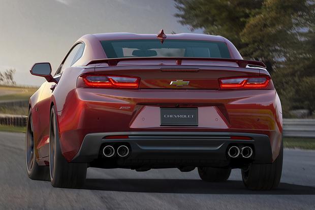 Chevrolet Camaro V Restyling 2013 - 2015 Coupe #3