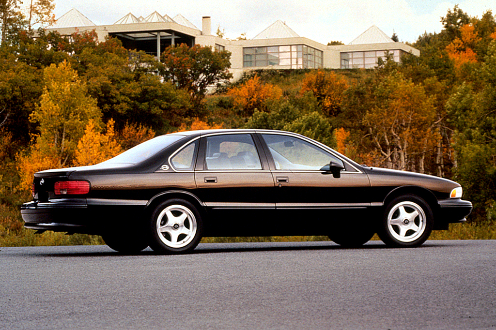 chevrolet caprice iv 1990 1996 station wagon 5 door outstanding cars. Black Bedroom Furniture Sets. Home Design Ideas