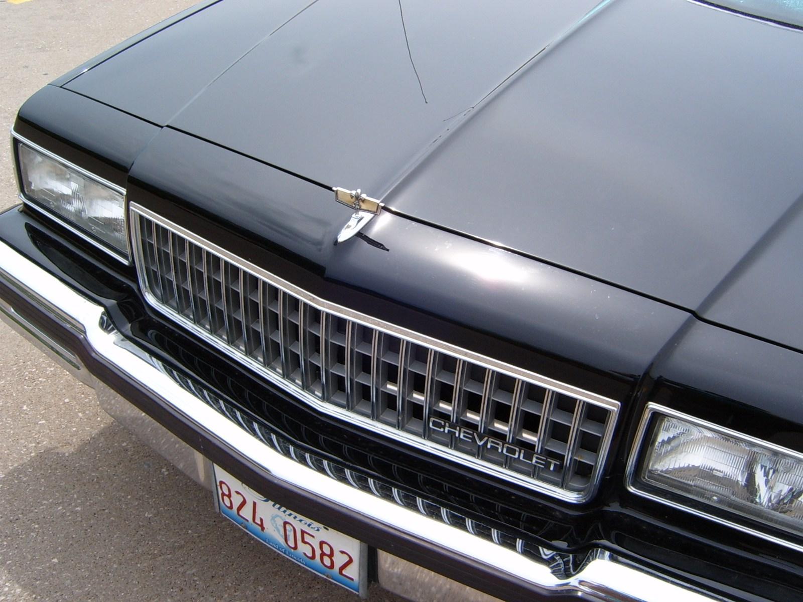 Chevrolet Caprice VI 2006 - now Sedan #1