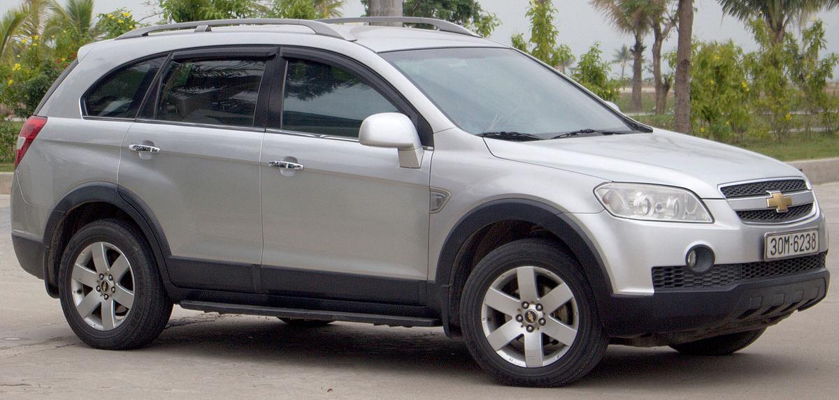 Daewoo Winstorm 2006 - 2011 SUV 5 door :: OUTSTANDING CARS