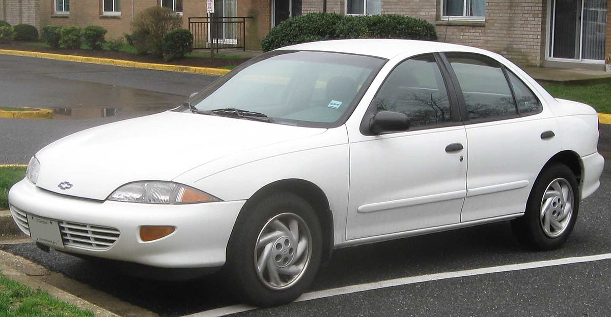 Chevrolet Cavalier III 1995 - 2005 Sedan #4