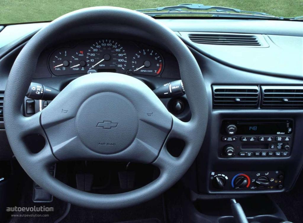 Chevrolet Cavalier III 1995 - 2005 Coupe #4