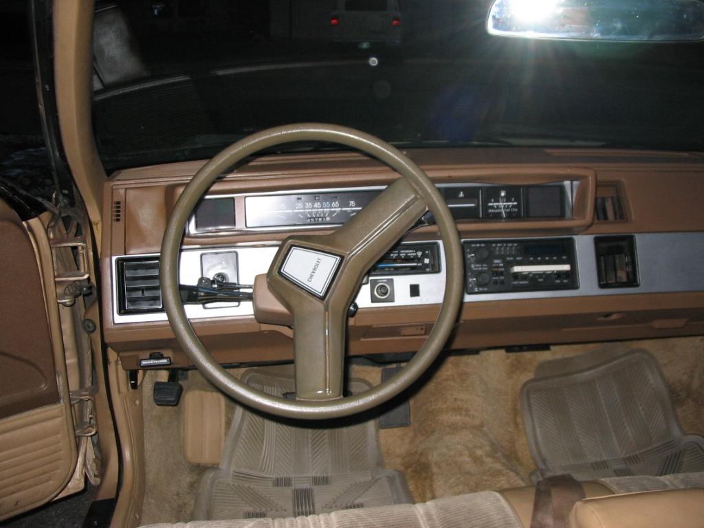 Chevrolet Celebrity 1982 - 1990 Sedan #4