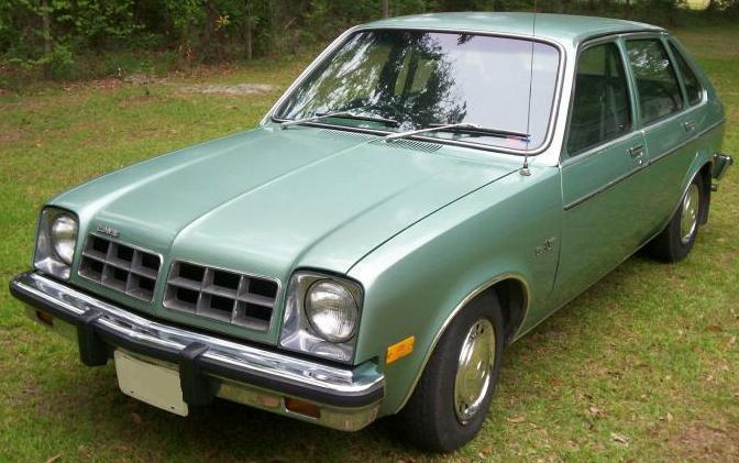 Chevrolet Chevette 1975 - 1987 Hatchback 5 door #1