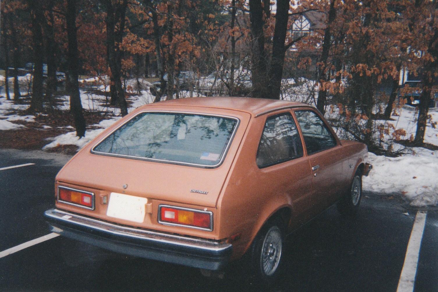 Chevrolet Chevette 1975 - 1987 Hatchback 5 door #4