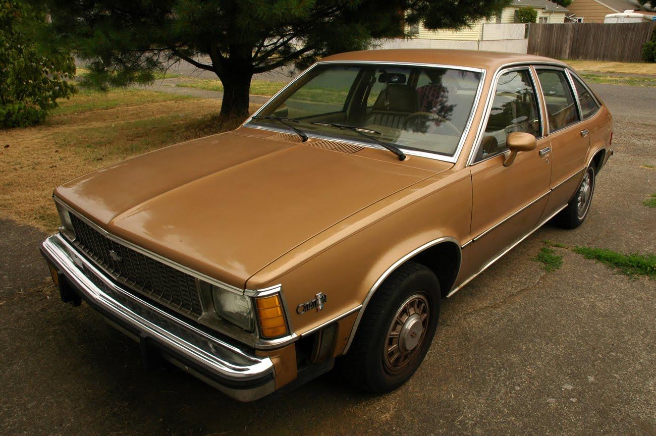 Chevrolet Citation 1980 - 1985 Hatchback 5 door :: OUTSTANDING CARS