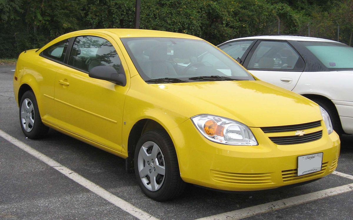 Pontiac G5 2004 - 2010 Coupe #6