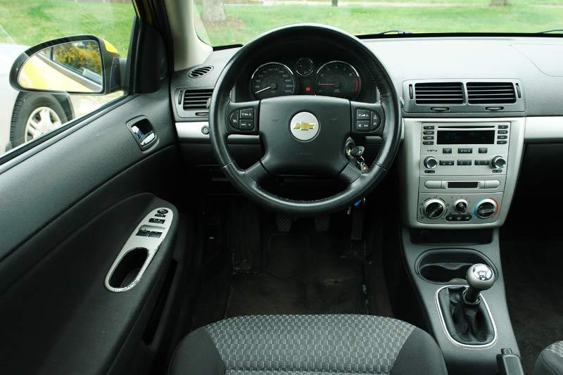 Pontiac G5 2004 - 2010 Coupe #7