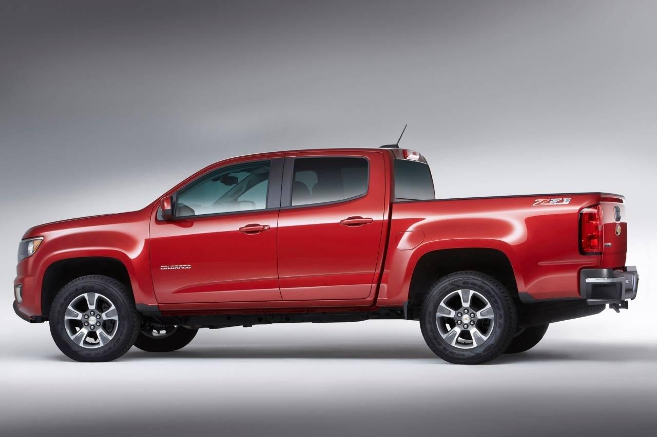 Chevrolet Colorado 2012 - now Pickup #4