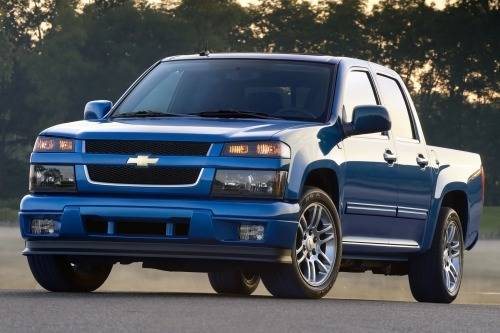 Chevrolet Colorado 2012 - now Pickup #7