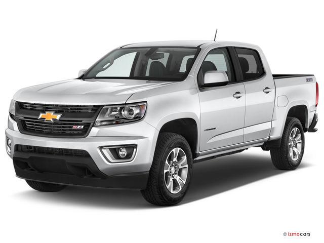 Chevrolet Colorado 2012 - now Pickup #5
