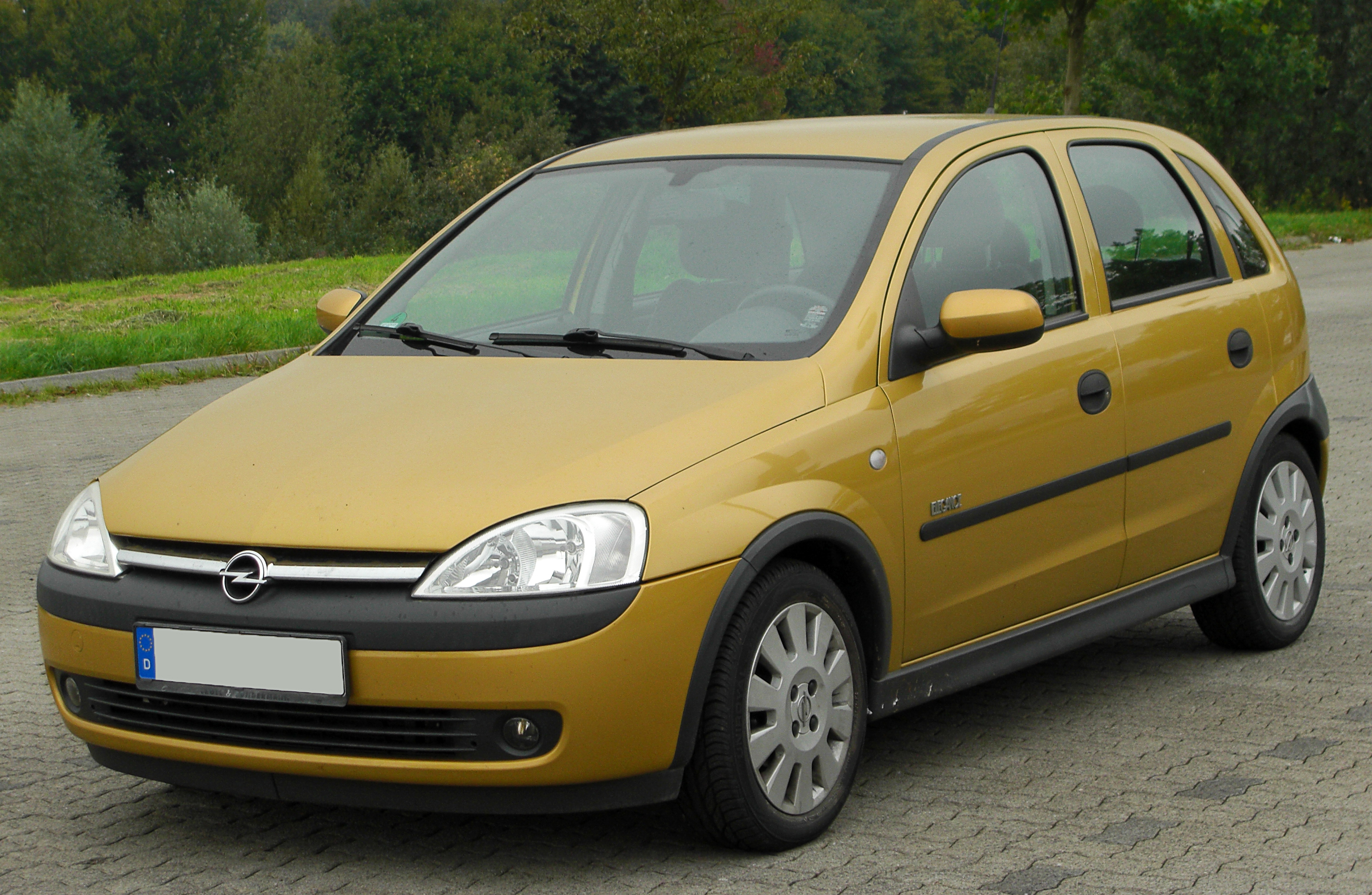 Opel Corsa A 1982 - 1993 Hatchback 3 door #7