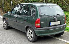 Chevrolet Corsa 1994 - 2001 Hatchback 5 door #7