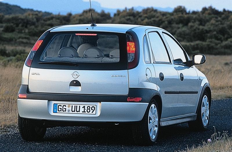 Chevrolet Corsa 1994 - 2001 Hatchback 5 door #2