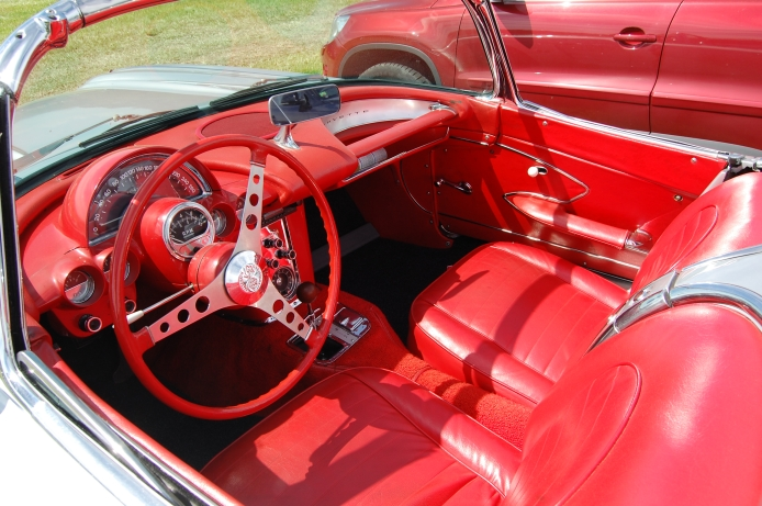 Chevrolet Corvette C1 1953 1962 Cabriolet Outstanding