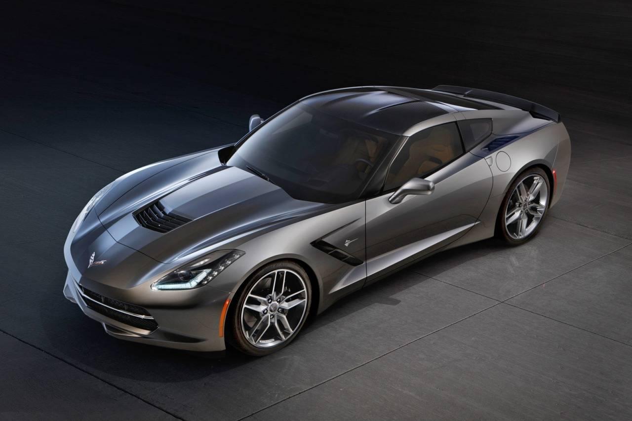 Chevrolet Corvette C7 2014 - now Cabriolet #5