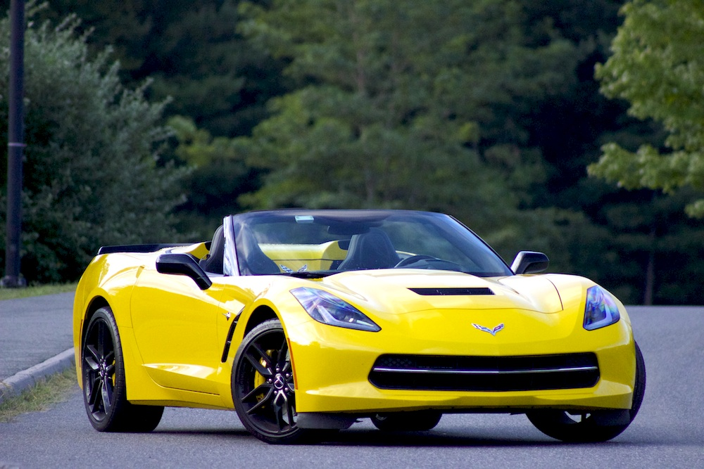 Chevrolet Corvette C7 2014 - now Cabriolet #6