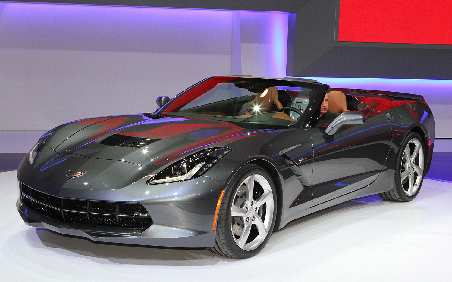 Chevrolet Corvette C7 2014 - now Cabriolet #2