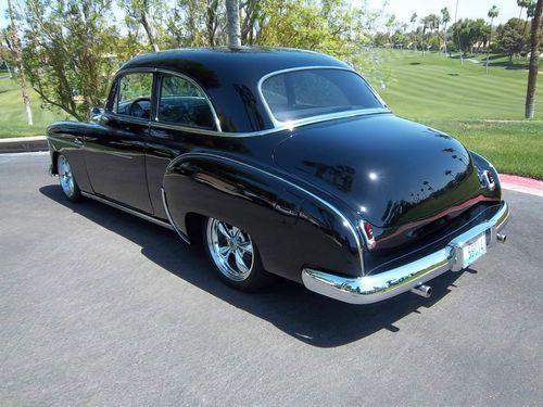 Chevrolet Deluxe II 1949 - 1952 Sedan #4