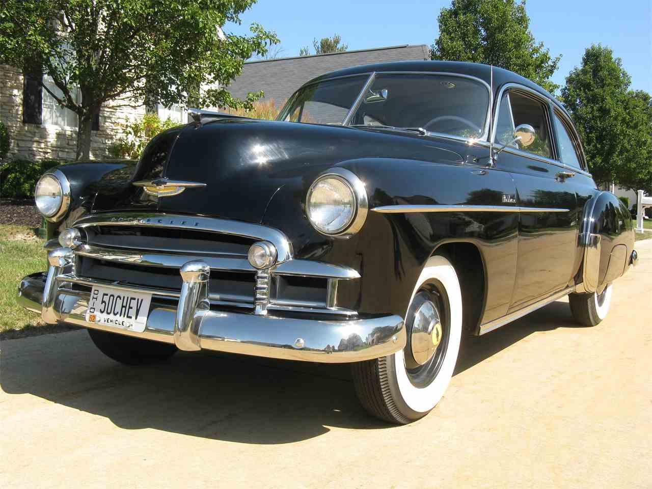 Chevrolet Deluxe II 1949 - 1952 Sedan #2