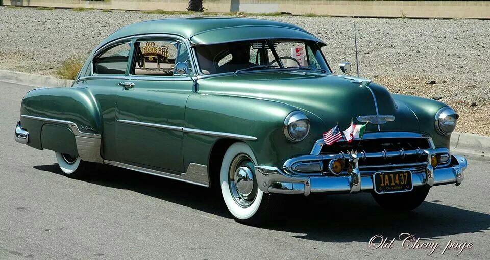 Chevrolet Deluxe II 1949 - 1952 Sedan #5