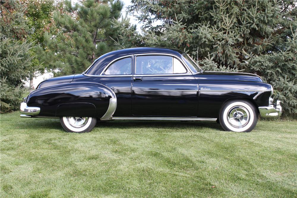 Chevrolet Deluxe II 1949 - 1952 Sedan #6