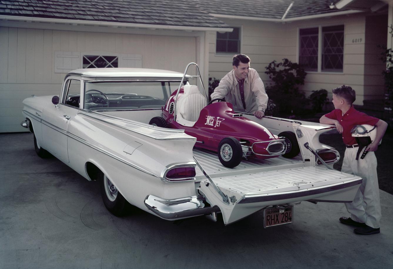 Chevrolet El Camino I 1959 - 1960 Pickup #1