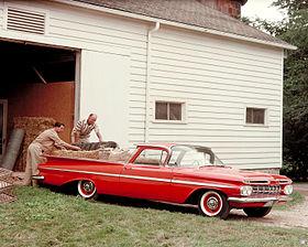 Chevrolet El Camino I 1959 - 1960 Pickup #5