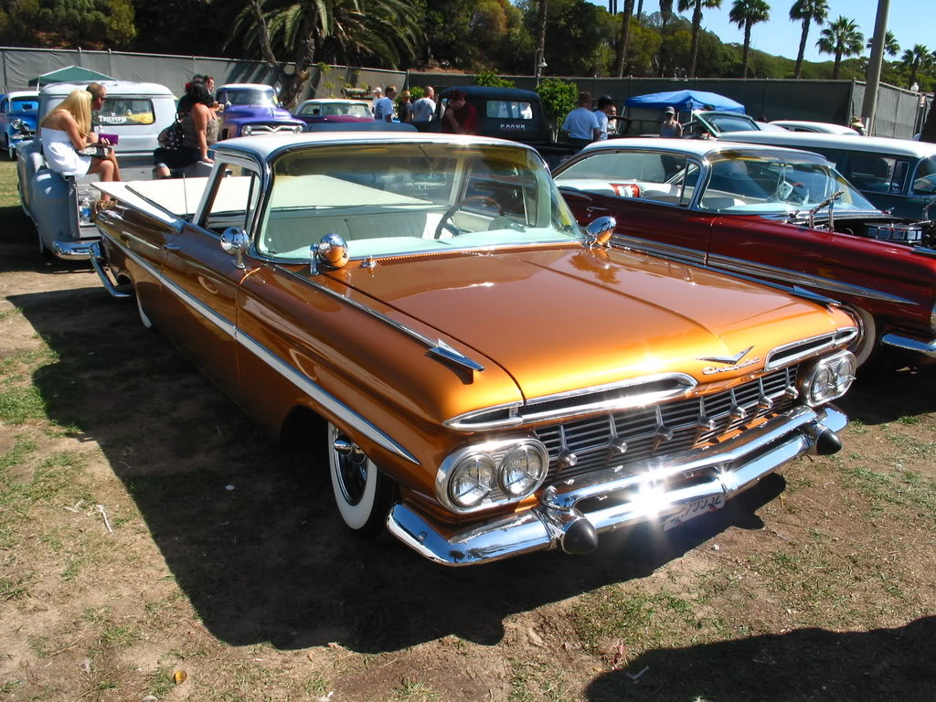 Chevrolet El Camino I 1959 - 1960 Pickup #2