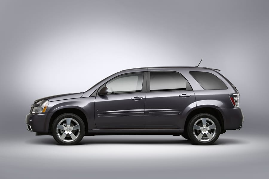 Chevrolet Equinox I 2004 - 2009 SUV 5 door #5
